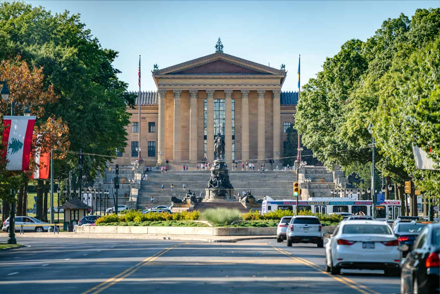 Photo of Philadelphia Landmark - Philadelphia Museum of Art