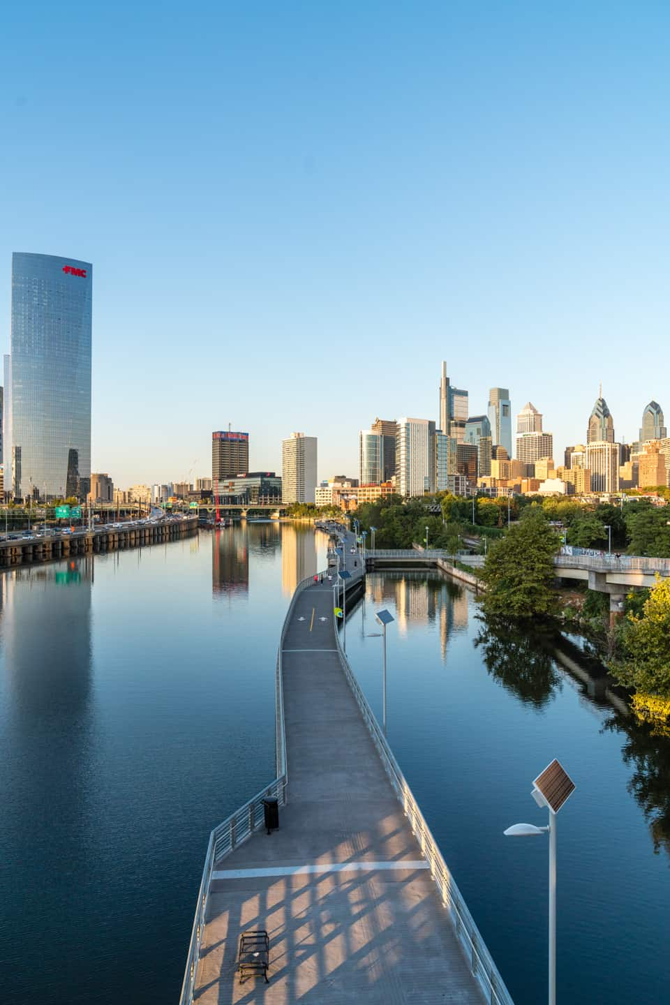 Photo of Philadelphia Landmark - Schuylkill