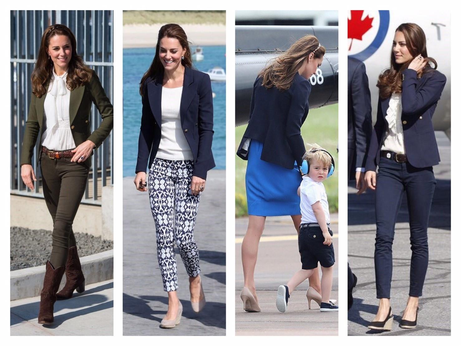 ▌Dressing the Bump ▌ 我也曾是西外控:王妃最愛Smythe Duchess Blazer西裝外套+mother字母T+ R13 boy skinny jeans
