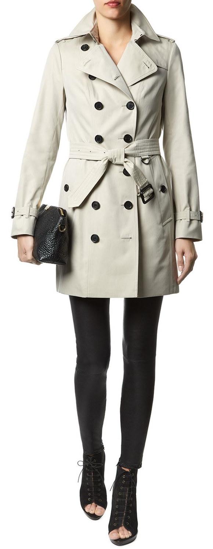 ▌Shopping ▌ Burberry經典風衣尺寸和顏色選擇,還有哪裡買最划算?Harrods百貨購物教學