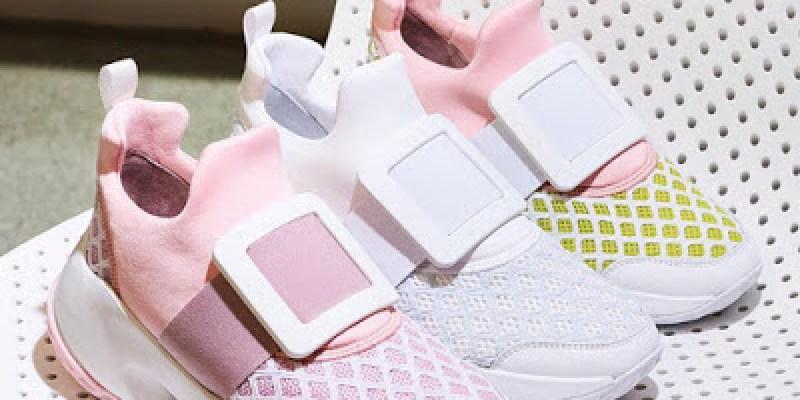 ▌Outfit ▌ 不放棄任何長高的機會:Roger Vivier Viv' Run sneakers + Boyy Devon 21 + Loewe mini Puzzle
