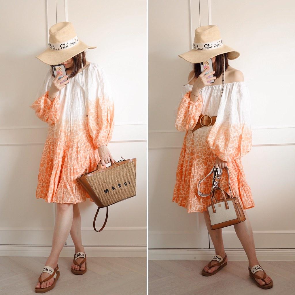 Juliet Dunn洋裝分享 + Moncler大特價推薦款 + Reformation好看新款