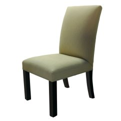 Parson Dining Room Chairs Office Chair Seat Cover Plush Home Parsons
