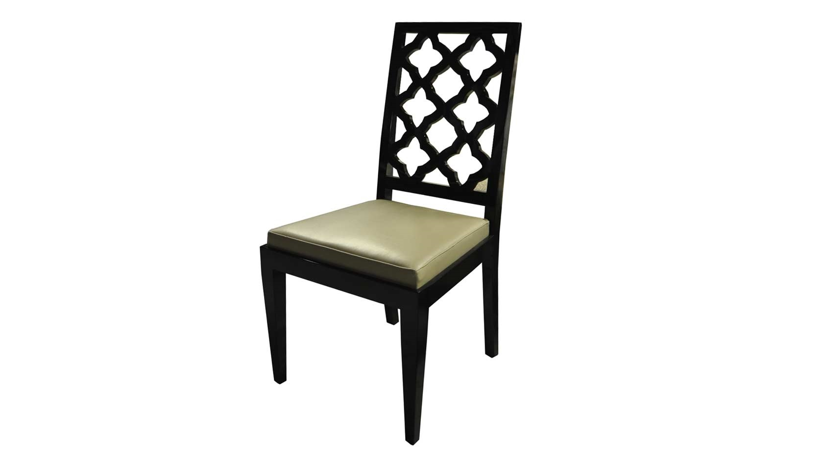 Sofia Chair Plush Home Sofia Lacquered Chair