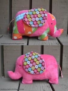 Free Plushie Patterns : plushie, patterns, Elephant, Plushie, Patterns, Free!