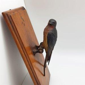 "Настенный зажим для бумаг ""Птица"""