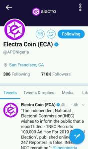 APC  Account Hacked
