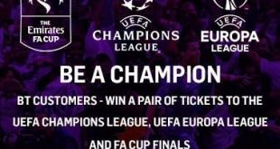 Champions League semi-finals draw: Live stream online or watch on TV with PlushNg
