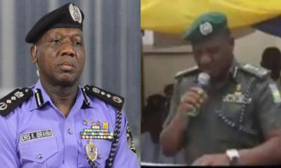 """See The Transcripted Message Of IGP Ibrahim Idris """"Transmisssion Message"""""""