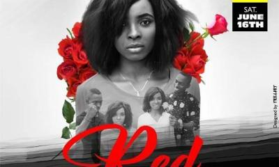 "Event Diary: The Lux Theatre Holds First Edition Of Its First Gospel Broadway Show ""RED"" [Directed By Onome Enakerakpor]"