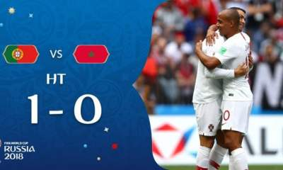 DOWNLOAD VIDEO: Portugal vs Morocco 1-0 – Highlights & Goals