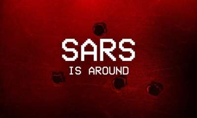 [Music] Vector – Sars Is Around (S.I.A)