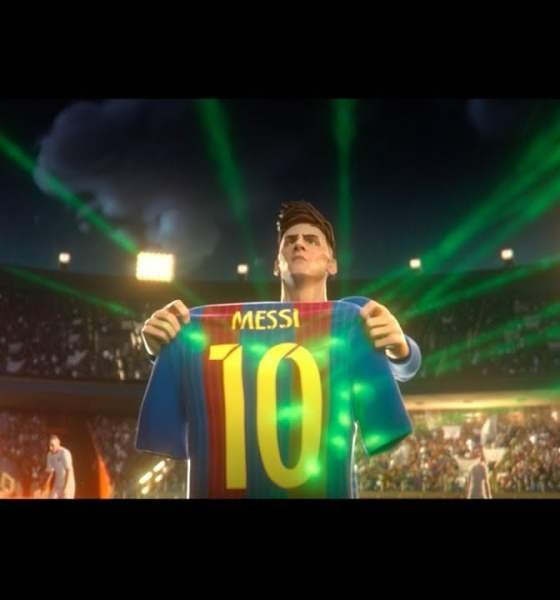 Heart of A Lio - Full Movie | Lionel Messi HD