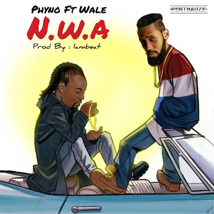 [Music] Phyno - N.W.A ft Wale