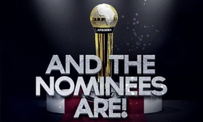 AFRIMMA nominees