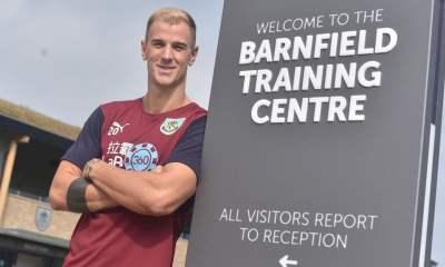BREAKING: Joe Hart Leaves Manchester City For Burnley
