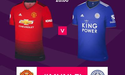 Live Stream #MUNLEI: Watch Manchester United Vs Leicester City Online HD