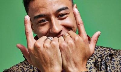 Lol, You would be surprised to see what Jesse Lingard Told EA Sports FIFA