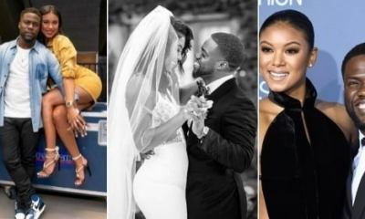 Kevin Hart and Eniko Parrish celebrate second wedding anniversary