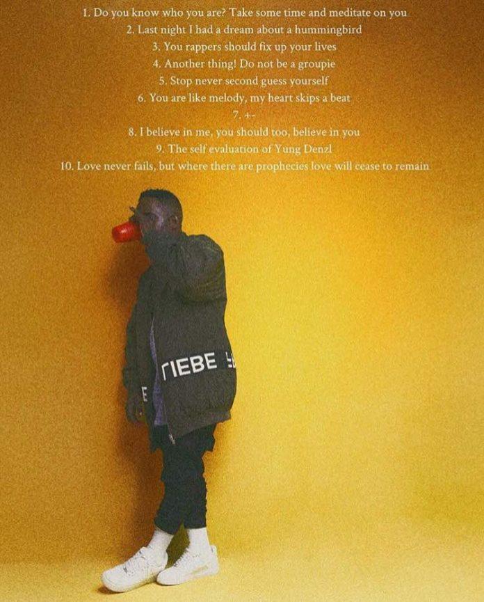 M.I. Abaga – A Study On Self Worth: Yxng Dxnzl (Album Download) & Tracklist