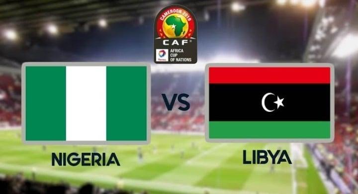 LIVE STREAM: Nigeria vs Libya AFCON QUALIFIERS (Watch Online HD)