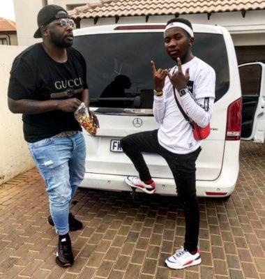 DJ Maphorisa & DJ Raybel iQhude ft. K.O Mp3 Download