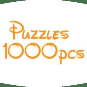 Puzzles 1000pcs
