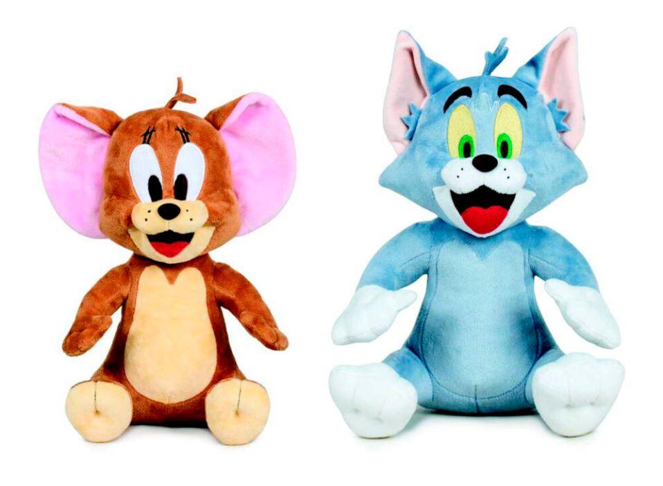 Tom & Jerry Plush