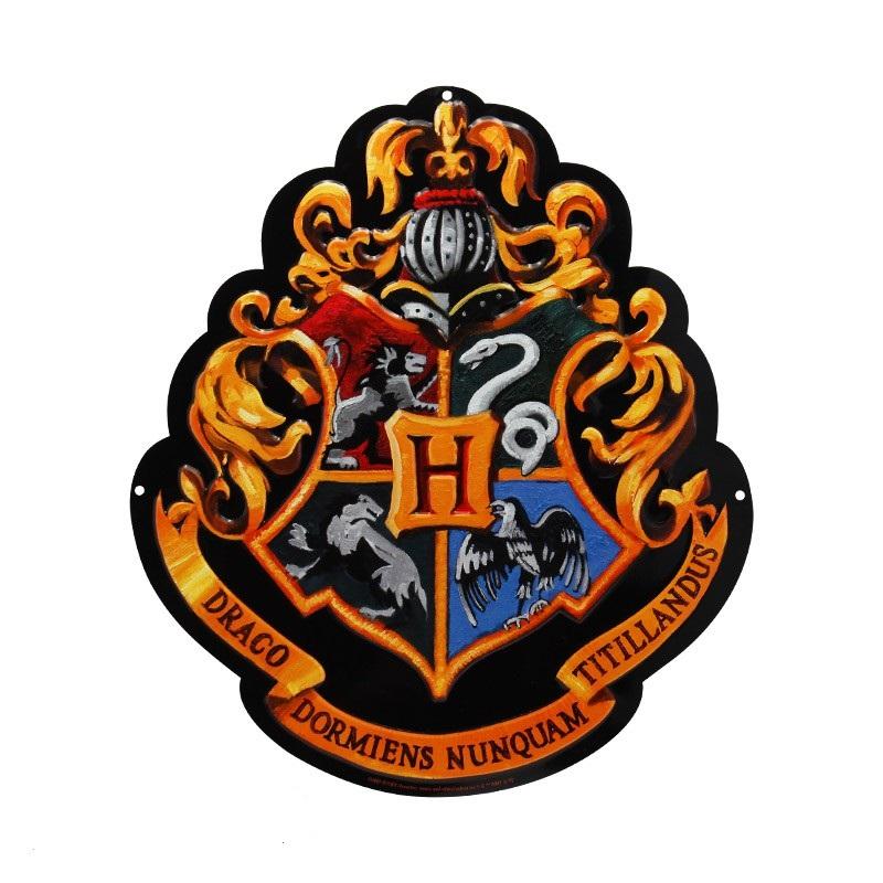 Harry Potter Metal Plate