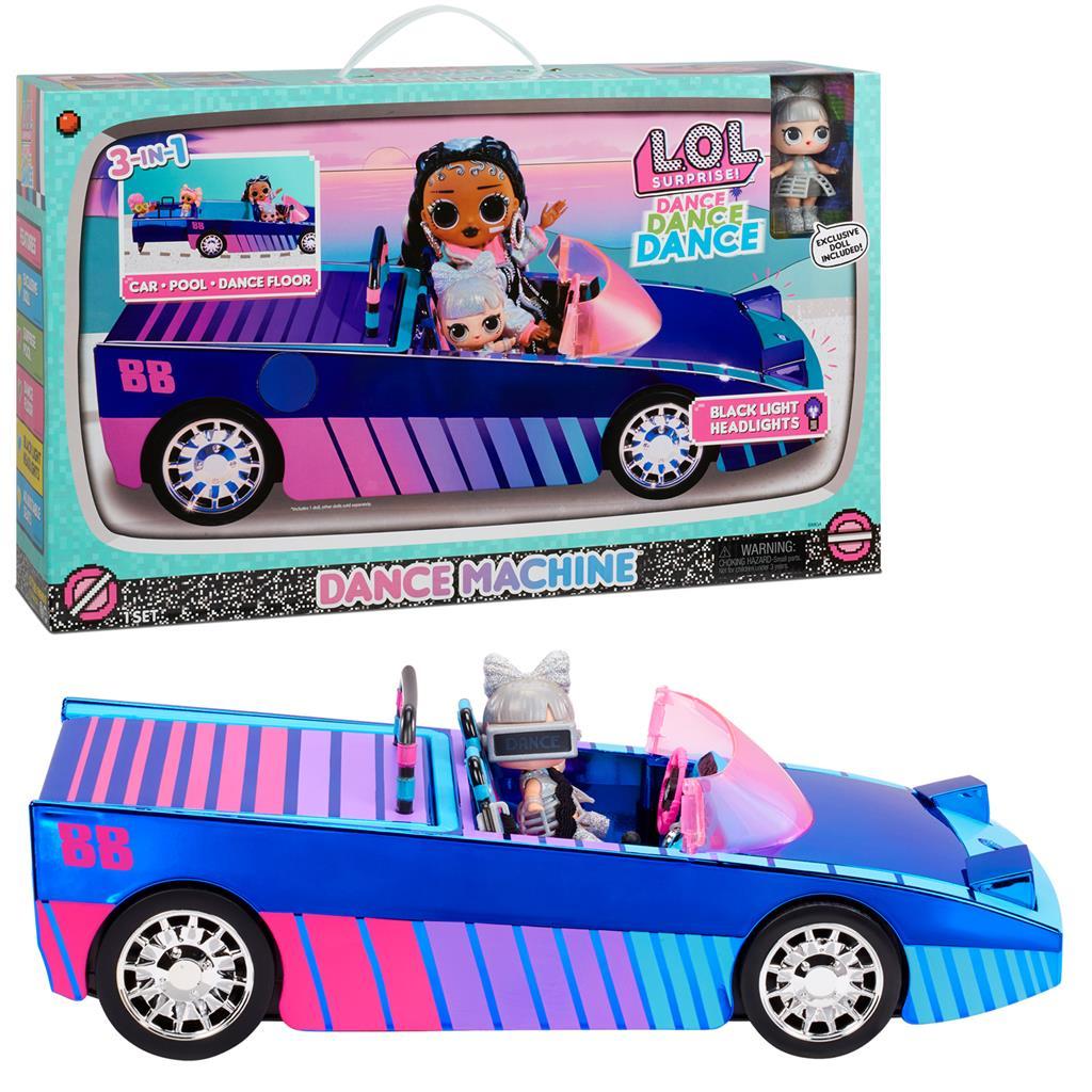 LOL Dance car
