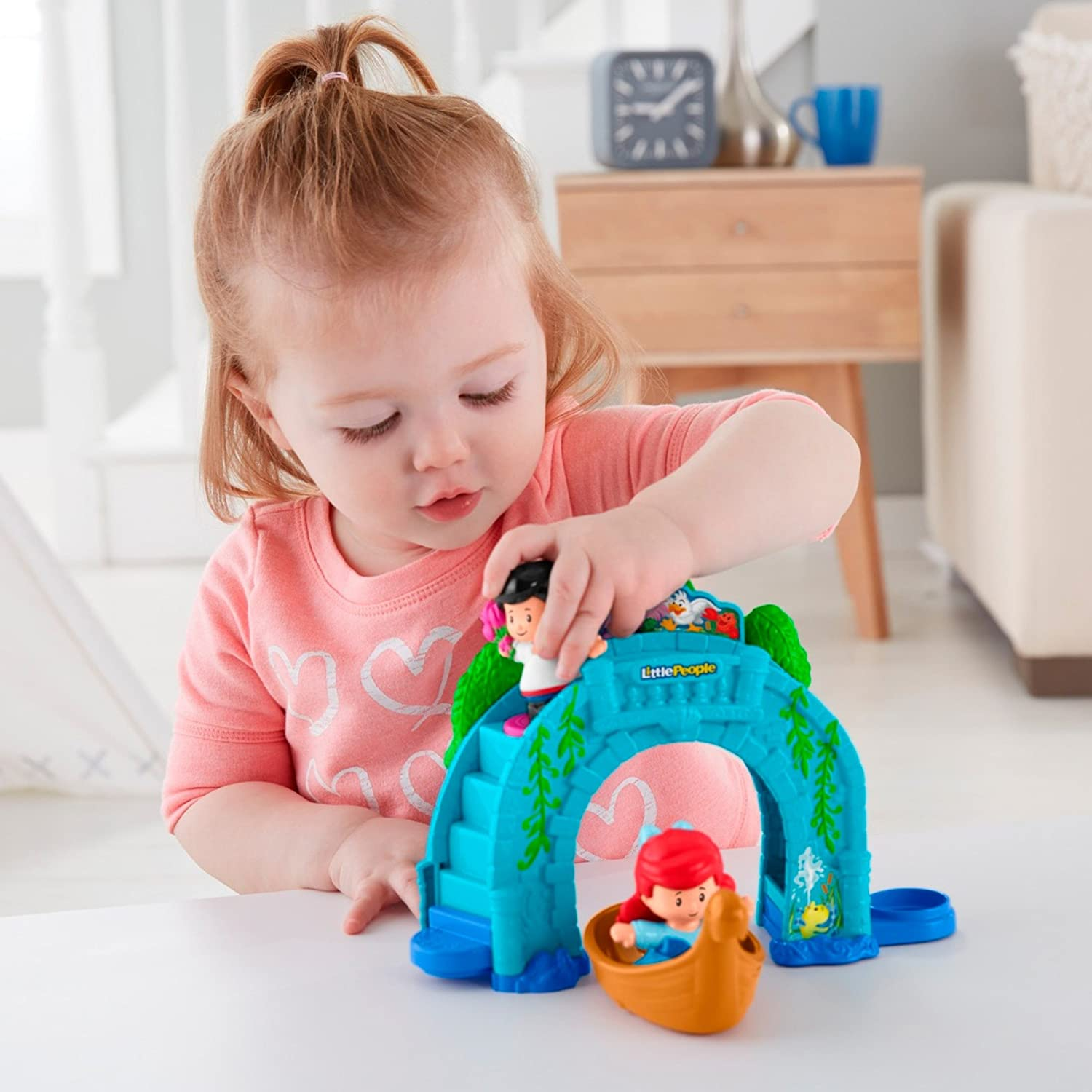 Fisher Price Little People Ariel