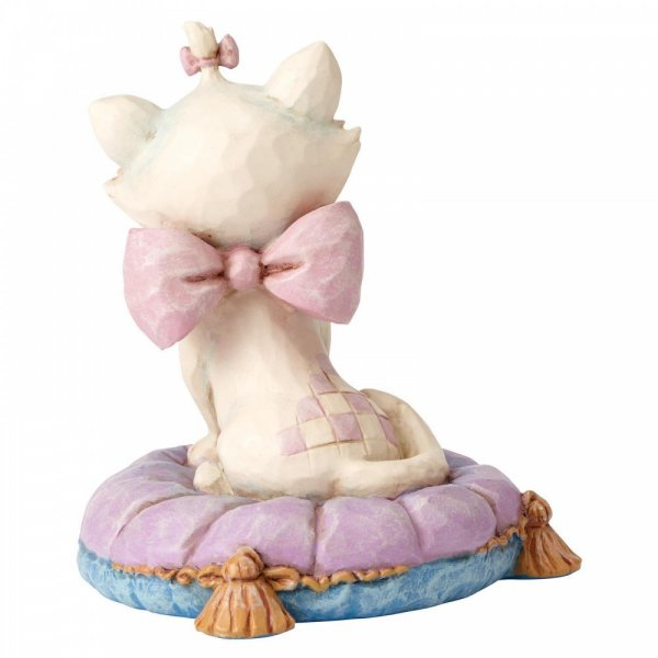 Marie on Pillow Mini Figurine