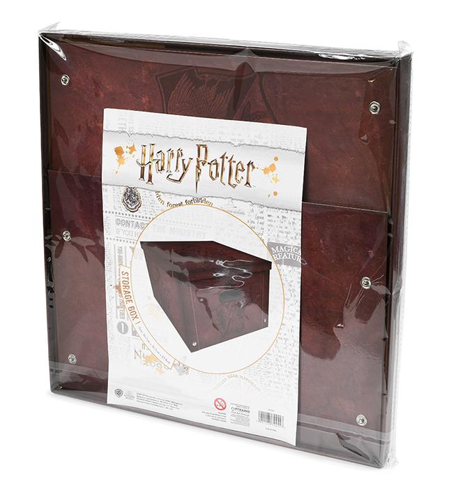 Harry Potter Hogwarts storage box