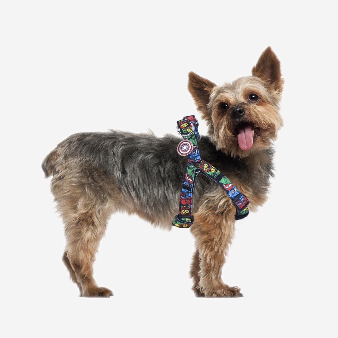 Marvel Dog Harness