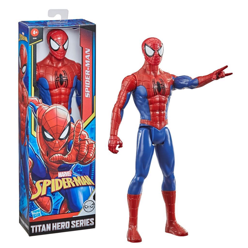 SPIDER-MAN TITAN HEROES SPIDER-MAN
