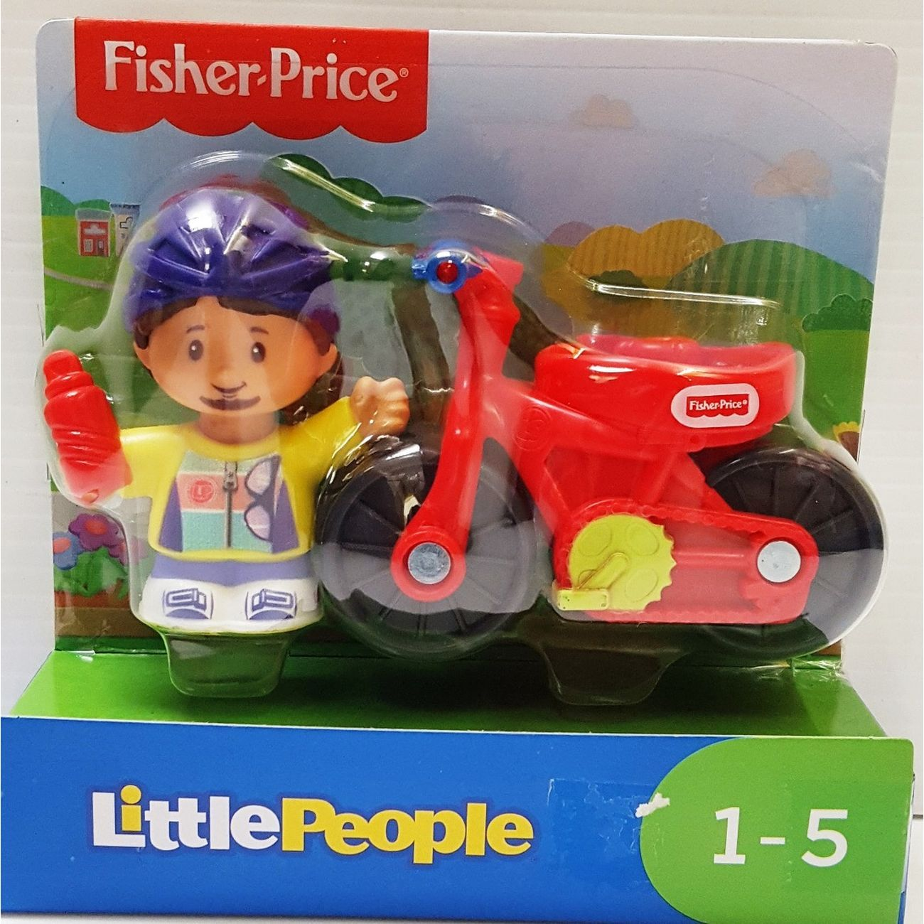 LITTLE PEOPLE 2 PACK - Fisher Price