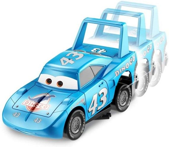 DISNEY PIXAR CARS 3 SPOILER SPEEDERS