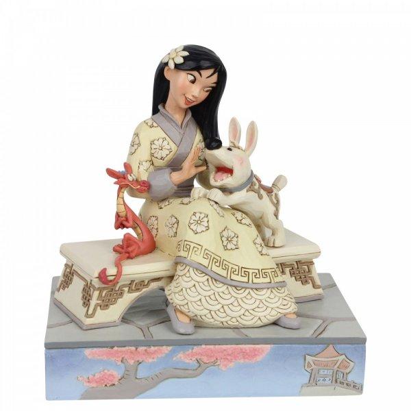 Honourable Heroine (Mulan Figurine) - Disney