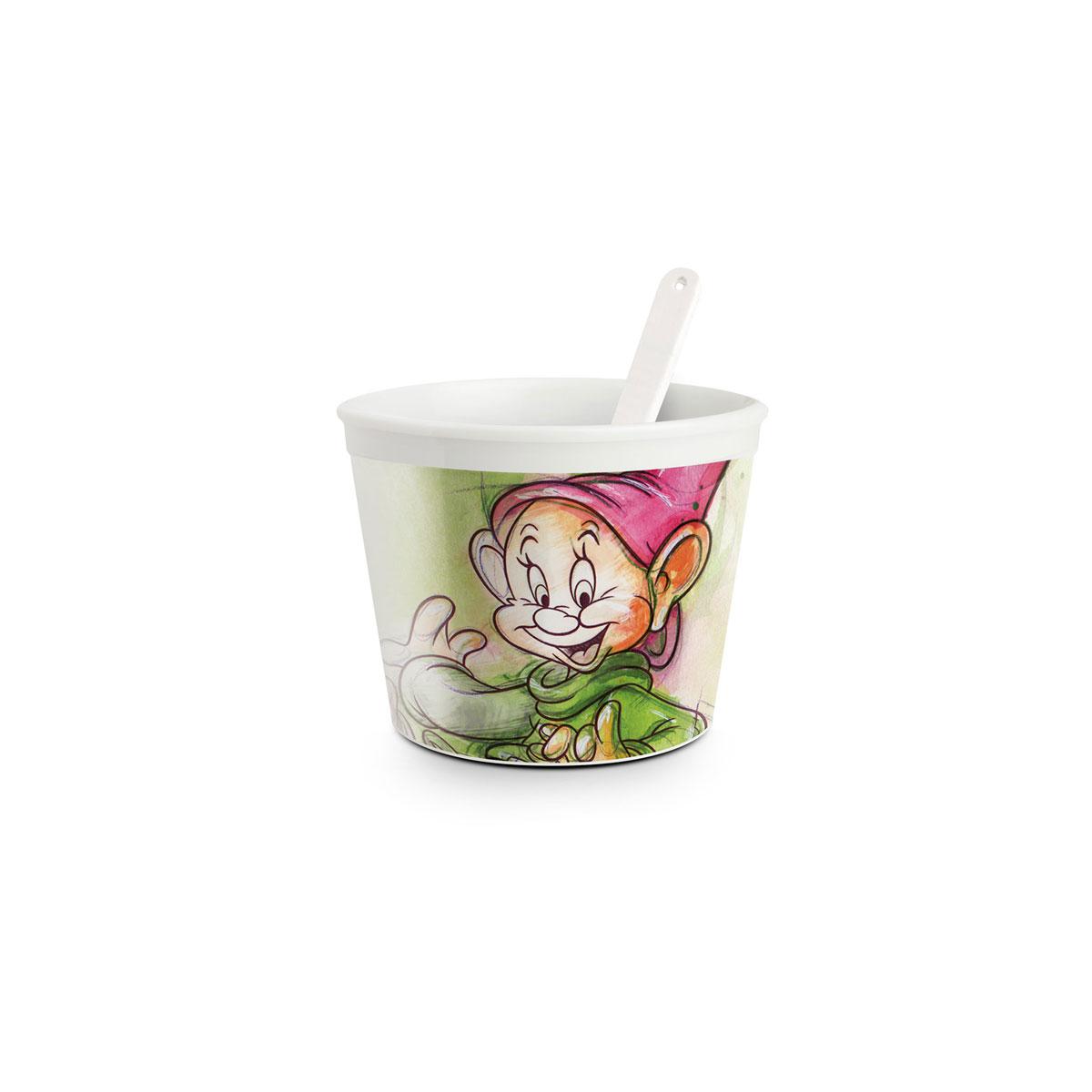 Ice Cream Dopey With Spoon 7 Dwarfs - Disney Home