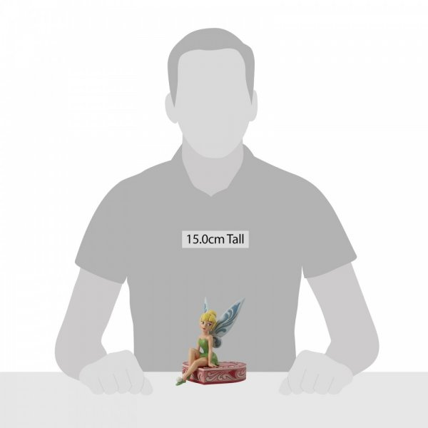 Love Seat (Tinker Bell on Heart Figurine)