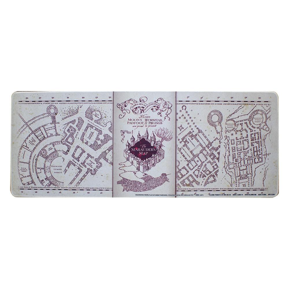 Marauders Map Mouse Mat - Harry Potter