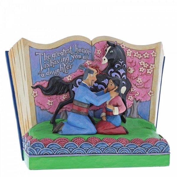 Storybook Mulan Figurine - Disney
