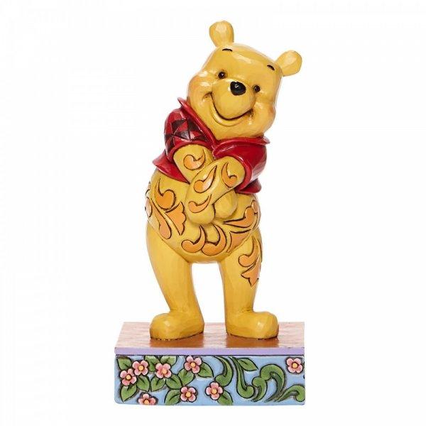 Beloved Bear - Winnie the Pooh Personality Pose Figurine