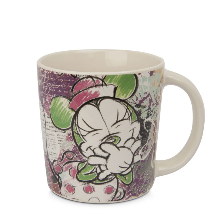 Mug M&M Fun Violet Minnie