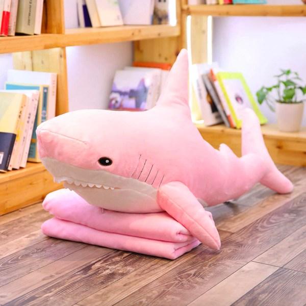 Stuffed Shark Plush Toy