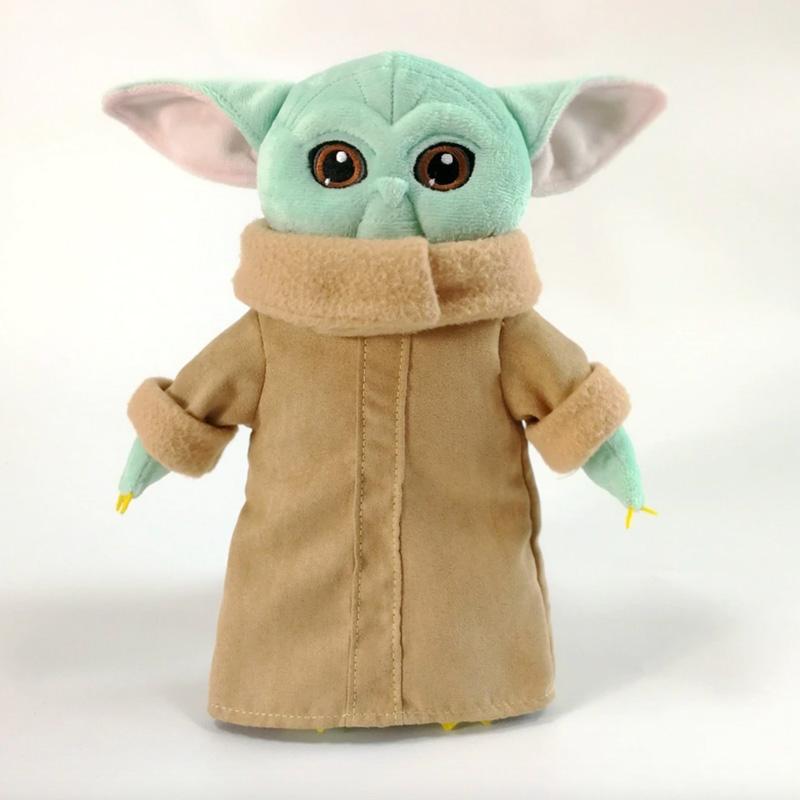 Stuffed Baby Yoda Plush Toy