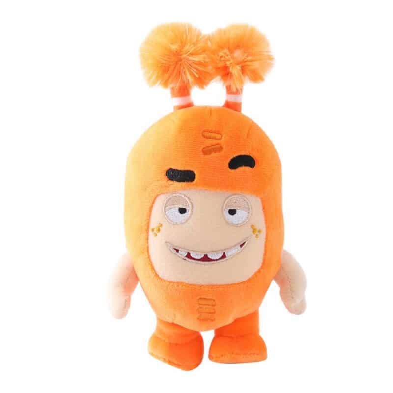 Stuffed Oddbods - Slick Plush Toy