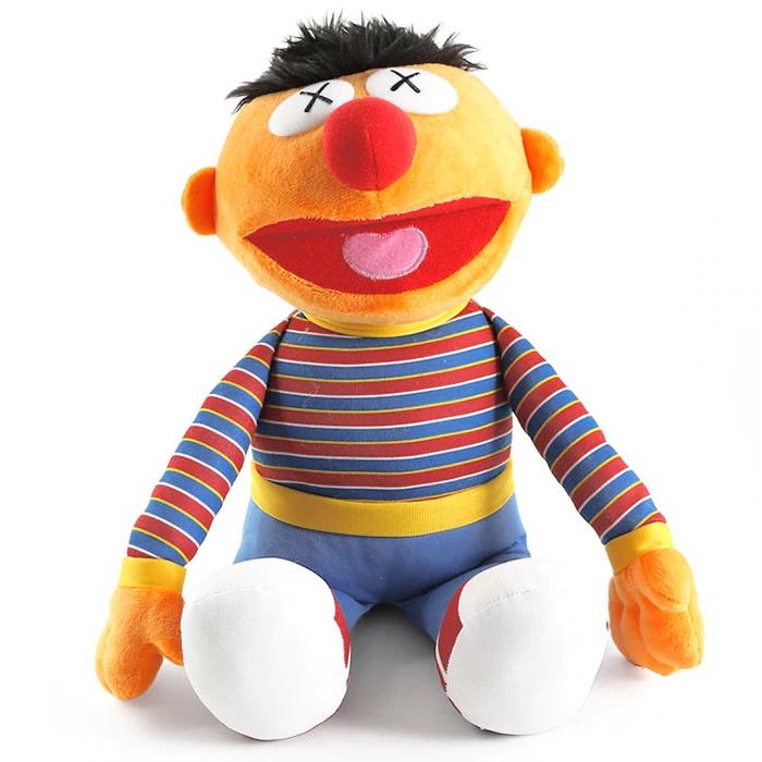 Ernie - Sesame Street Plush Doll