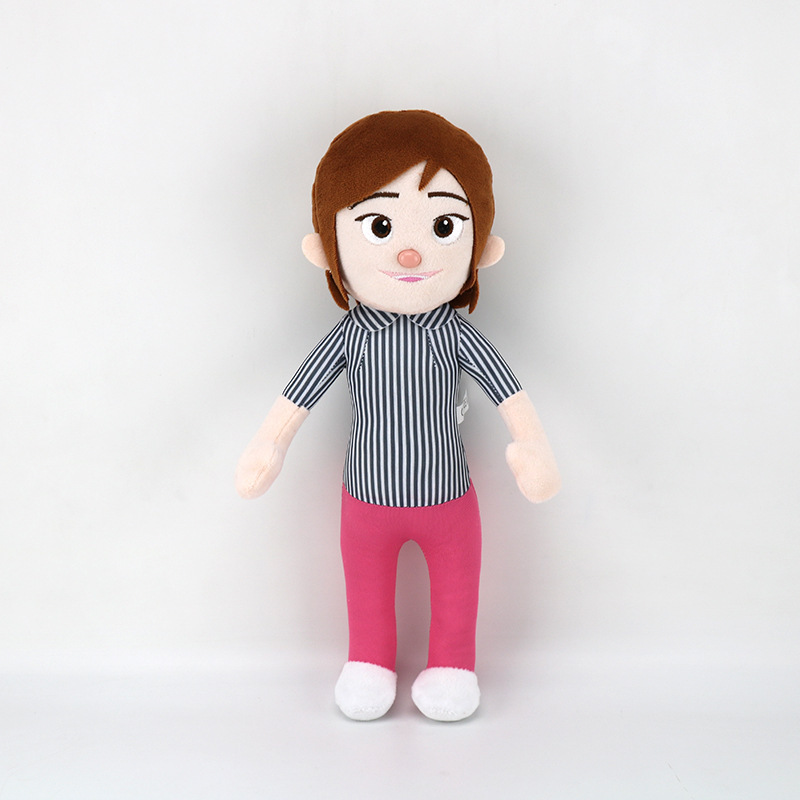 Stuffed Cocomelon Mother Plush Doll