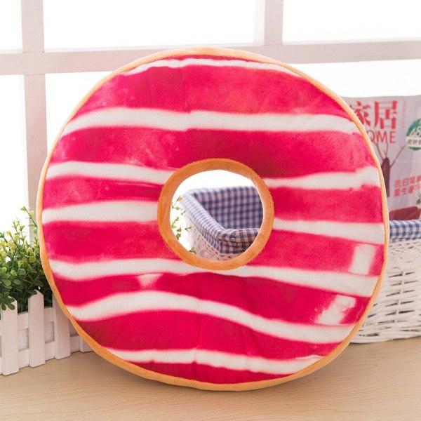 Stuffed Donuts Plush Pillow Toy